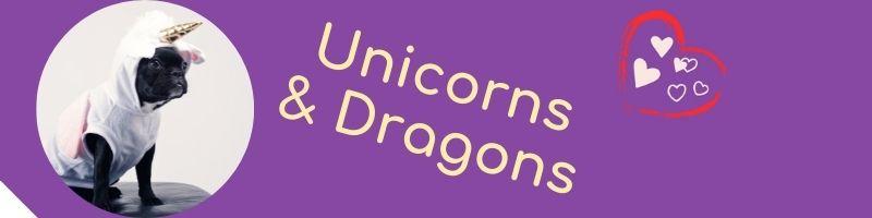 Unicorns and Dragons