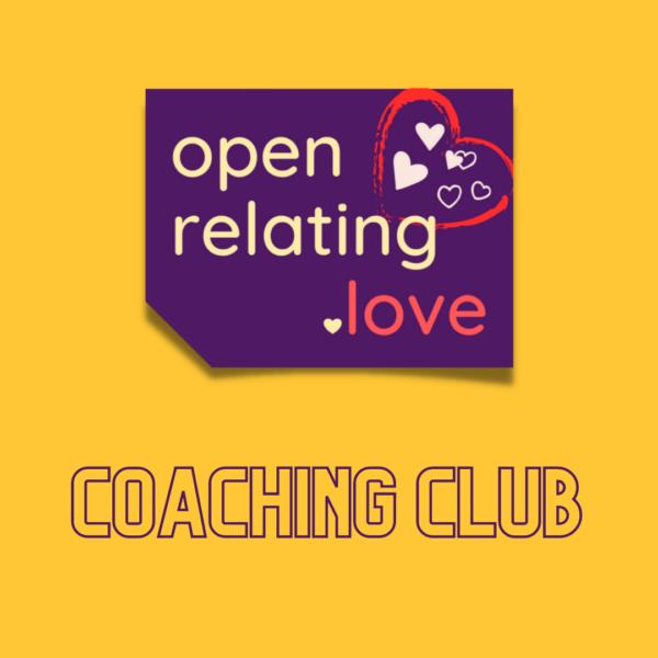 Open Relating Coaching Club